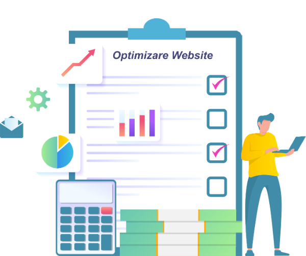 optimizare site web
